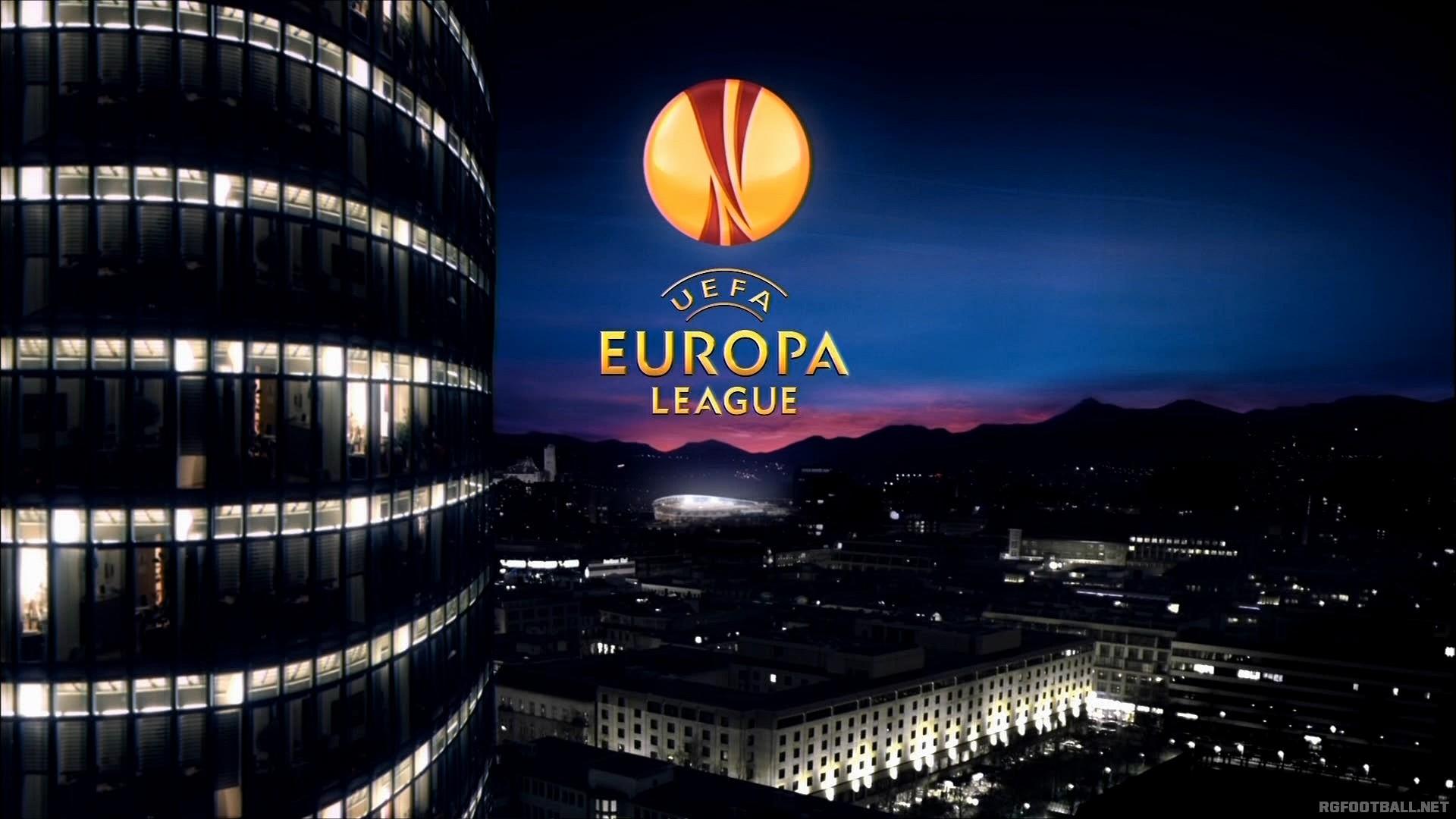 Обои для рабочего стола лига европы