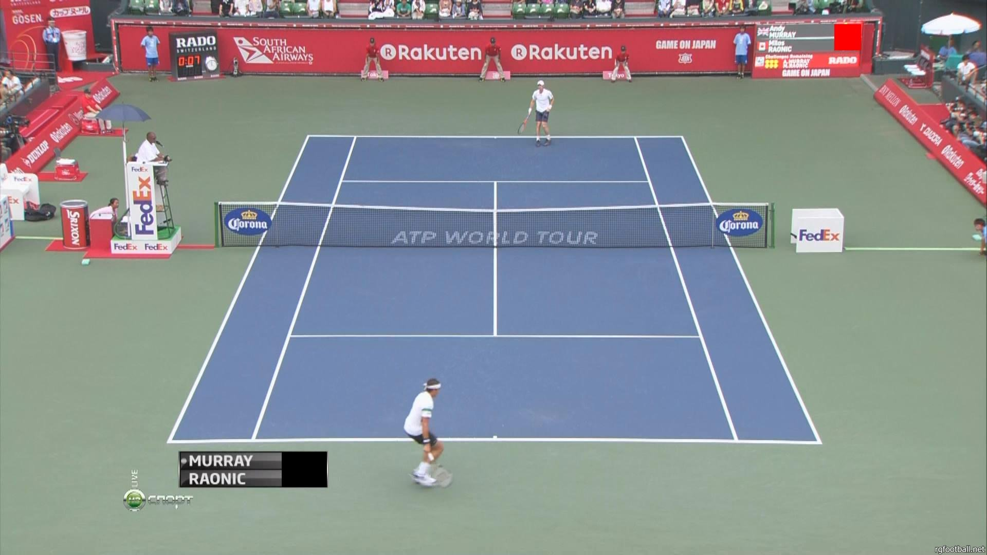 Modding Courts Players Tour