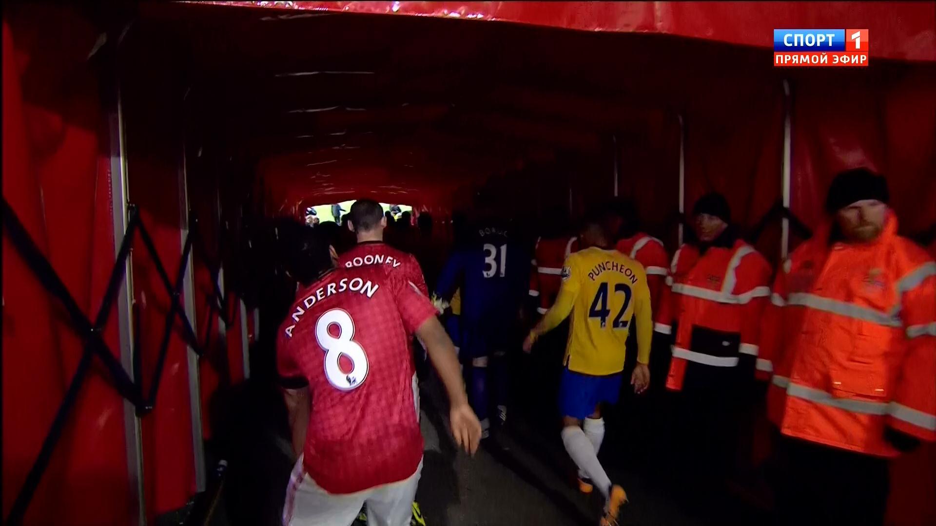 EPL Week 24 - Manchester United - Southhampton |Full Match|