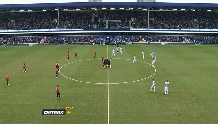 EPL Week 27 - QPR - Manchester United  Full Match 
