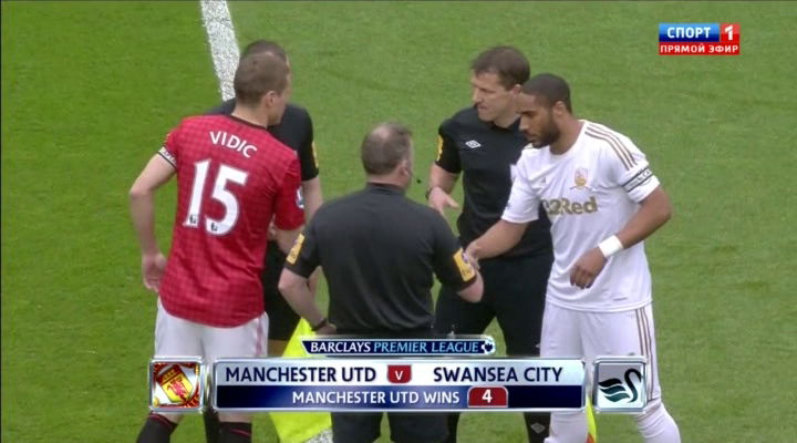 EPL - Manchester United - Swansea | Full Match, Highlights |