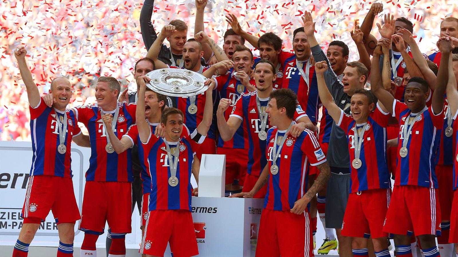Десять вещей, которыми запомнился сезон Бундеслиги - Чемпионат Германии 2013-2014 - Футбол - Eurosport