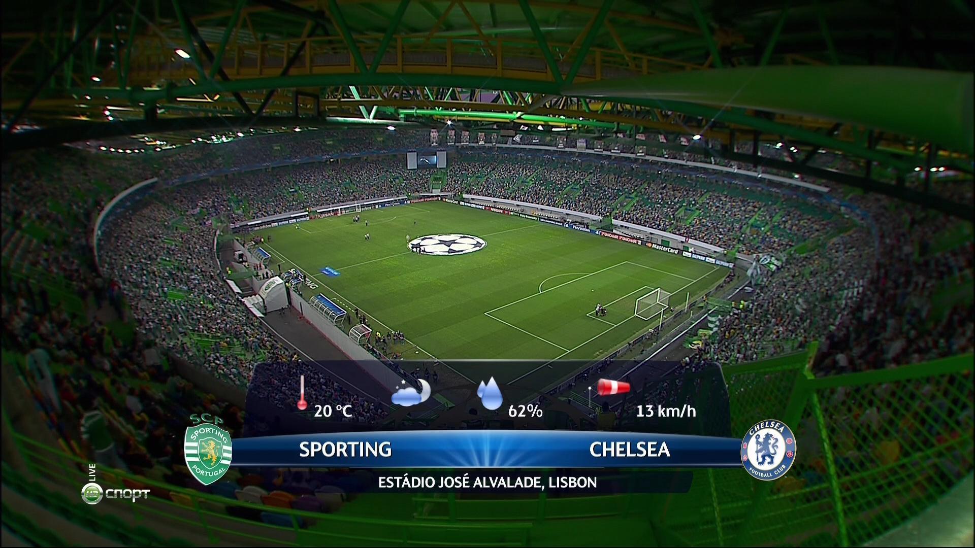 прогноз футбола лига чемпионов спортинг-челси 30 сентября
