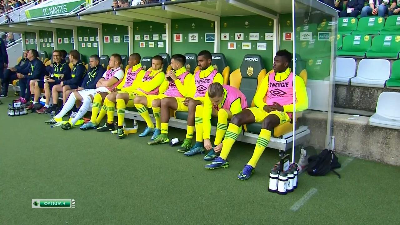 Футбол чемпионата франции таблица
