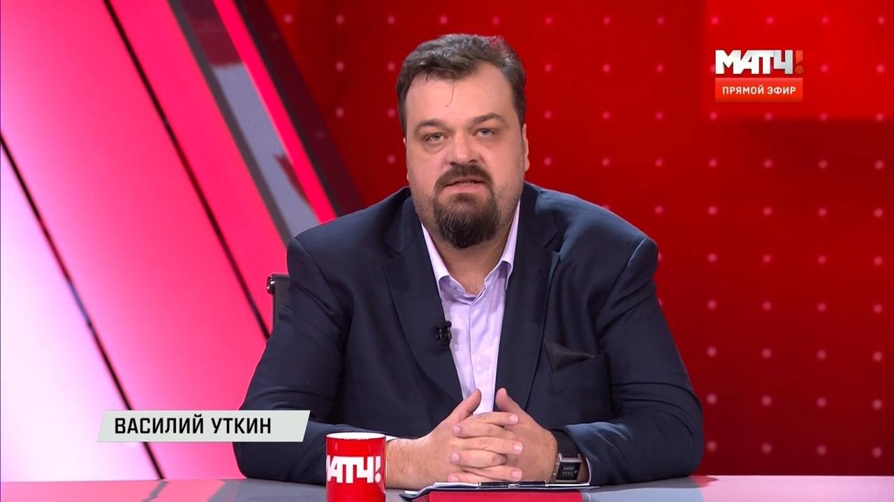 Уткин покидает «Матч ТВ»