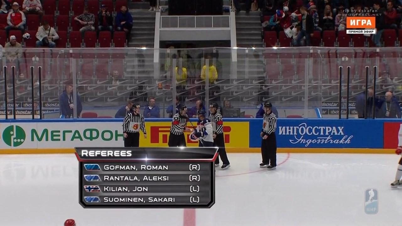 Хоккей. Чемпионат мира 2016. Группа B. 4 тур. Словакия – Беларусь [11.05] | HDTVRip 720p | 50fps