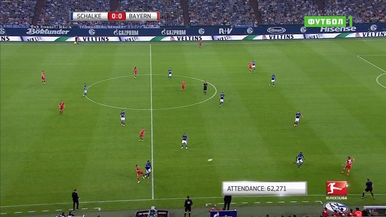 Футбол. Чемпионат Германии 2016-17 (2-й тур) Обзор матчей (2016) HDTVRip 720p