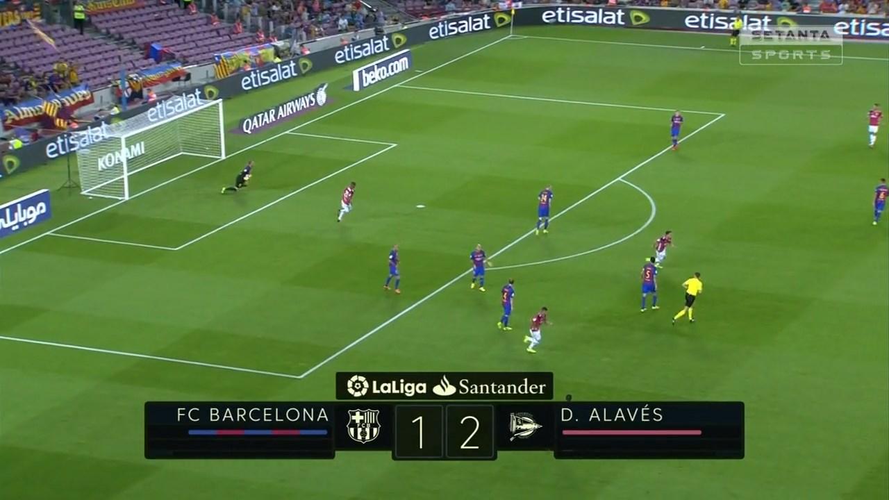 Футбол. Чемпионат Испании 2016-17 (3-й тур) Обзор матчей (2016) HDTVRip 720p