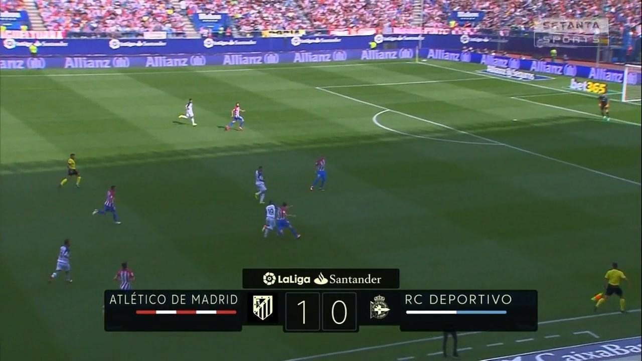 Футбол. Чемпионат Испании 2016-17 (6-й тур) Обзор матчей (2016) HDTVRip 720p