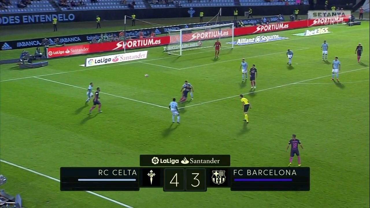 Футбол. Чемпионат Испании 2016-17 (7-й тур) Обзор матчей (2016) HDTVRip 720p