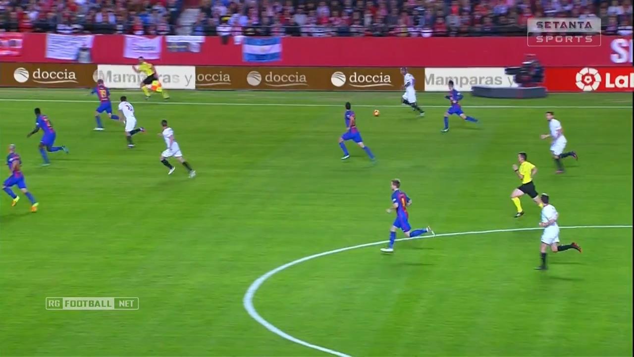 Футбол. Чемпионат Испании 2016-17 (11-й тур) Обзор матчей (2016) HDTVRip 720p