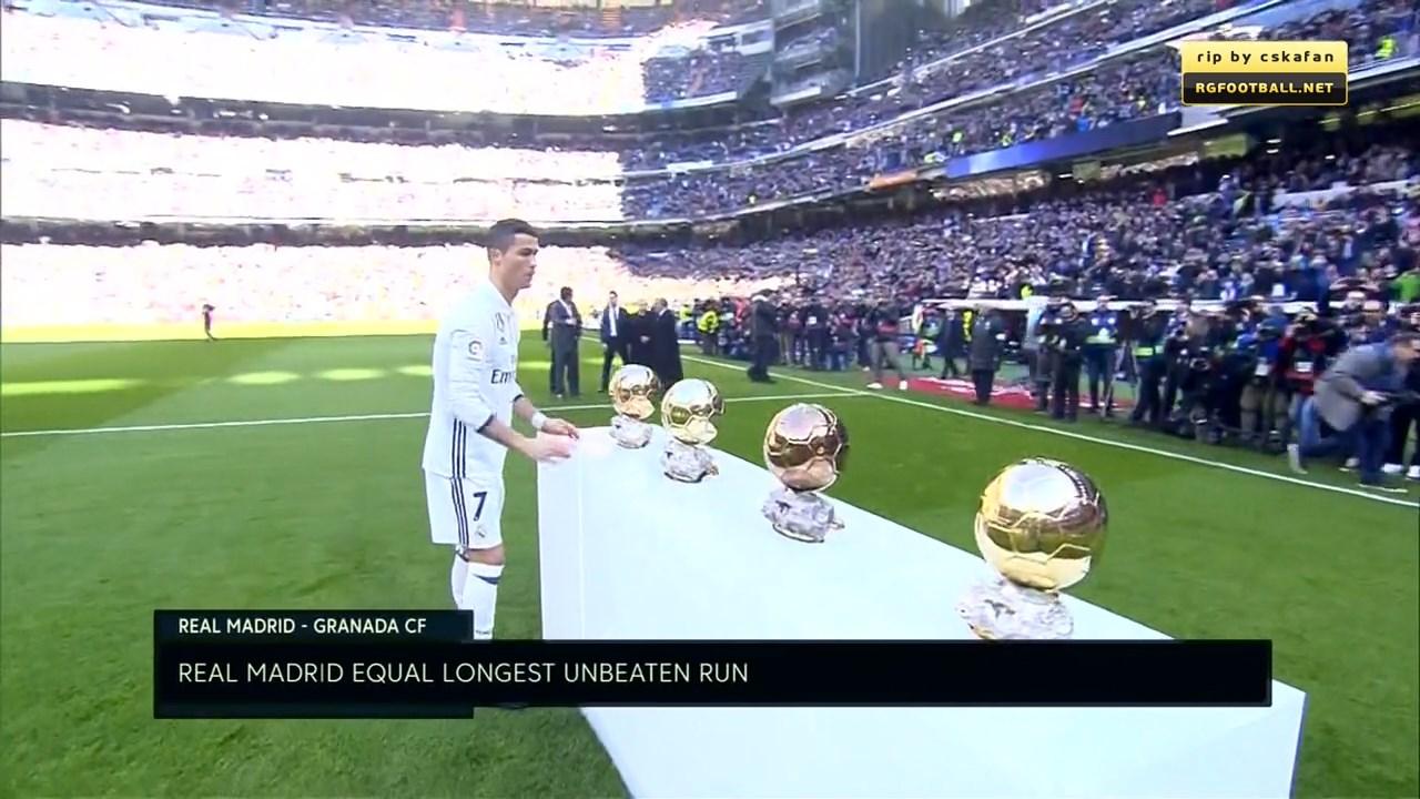Футбол. Чемпионат Испании 2016-17 (17-й тур) Обзор матчей (2016) HDTVRip 720p