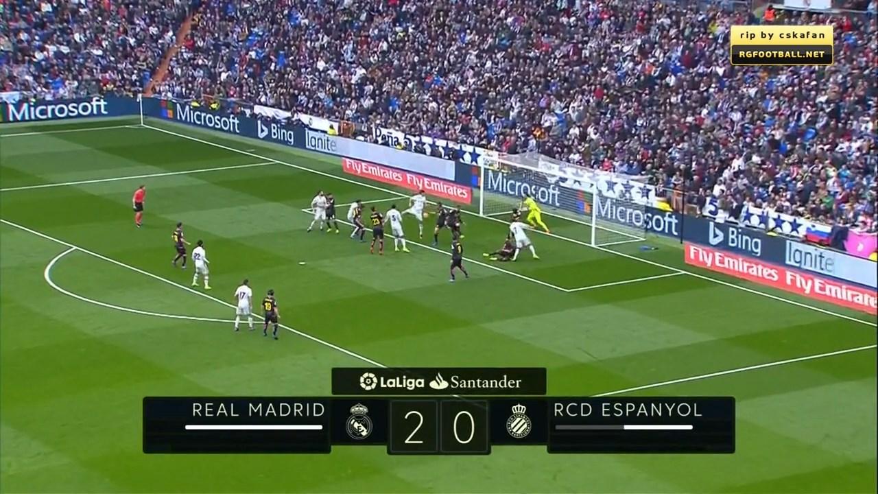 Футбол. Чемпионат Испании 2016-17 (23-й тур) Обзор матчей (2016) HDTVRip 720p
