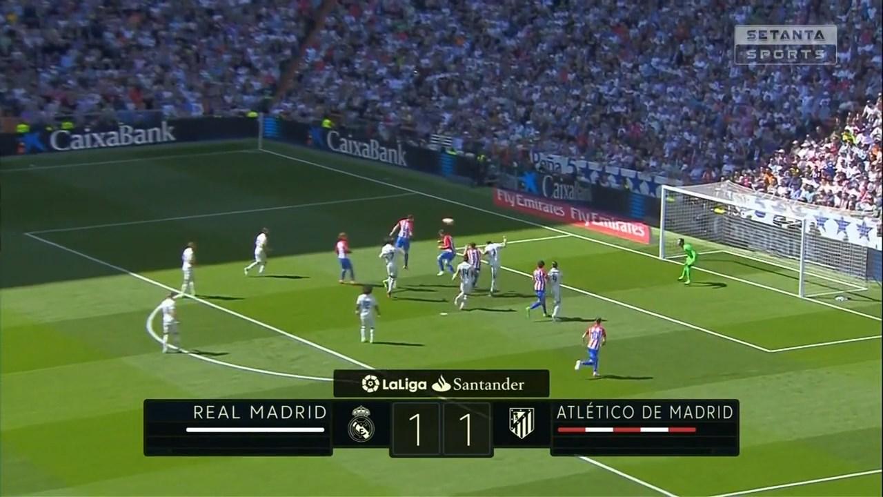 Футбол. Чемпионат Испании 2016-17 (31-й тур) Обзор матчей (2016) HDTVRip 720p