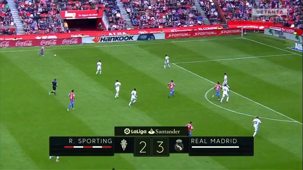 Футбол. Чемпионат Испании 2016-17 (32-й тур) Обзор матчей (2016) HDTVRip 720p