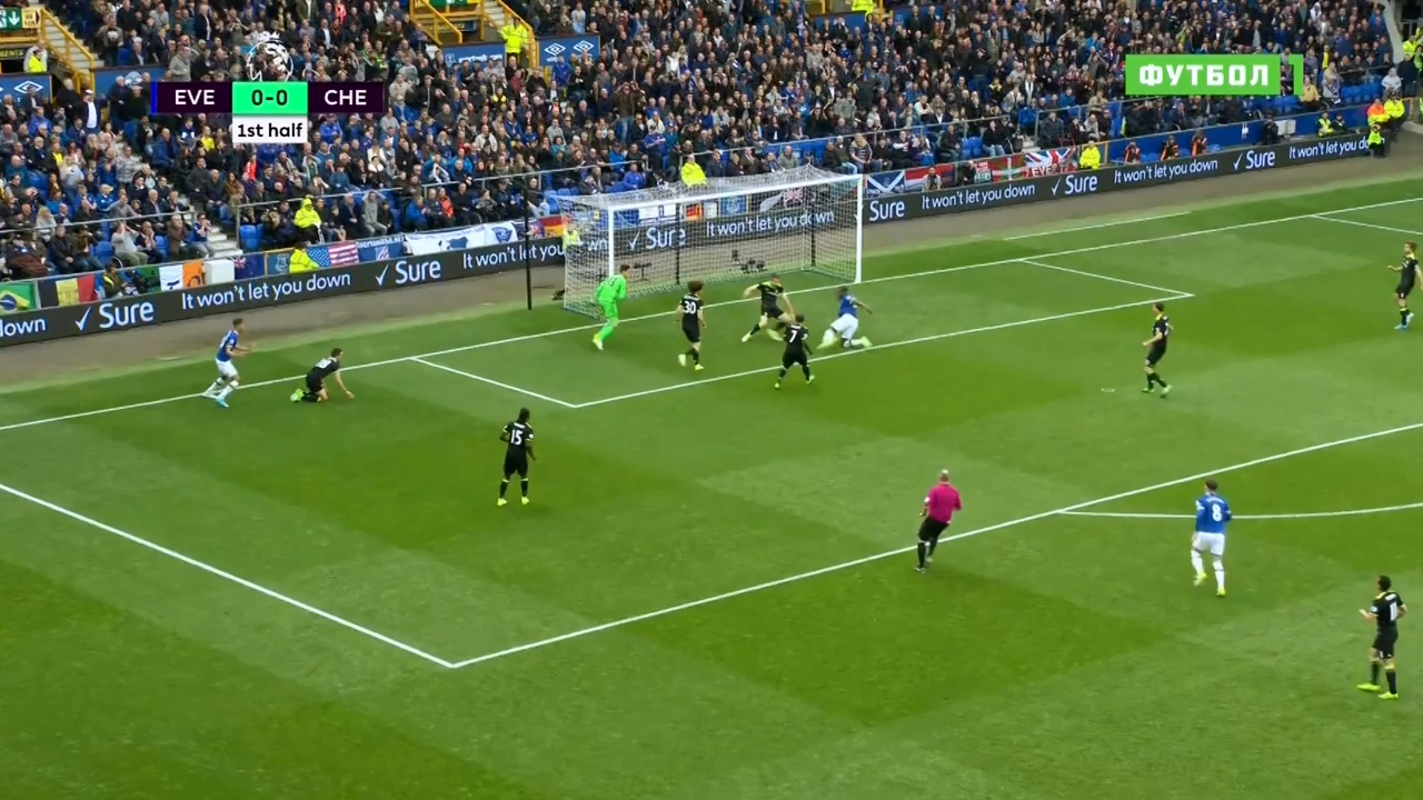 Футбол. Чемпионат Англии 2016-17 (35-й тур) Обзор матчей (2017) HDTVRip 720p