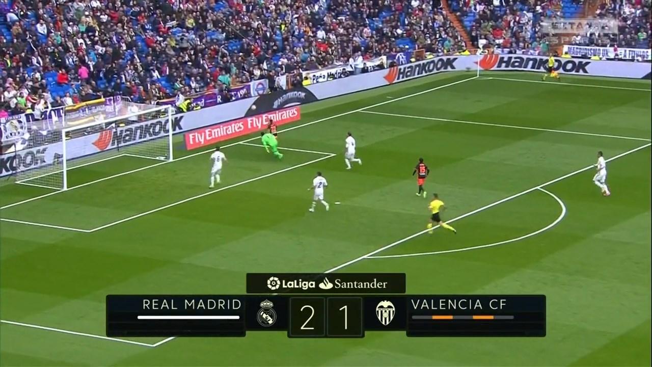 Футбол. Чемпионат Испании 2016-17 (35-й тур) Обзор матчей (2016) HDTVRip 720p
