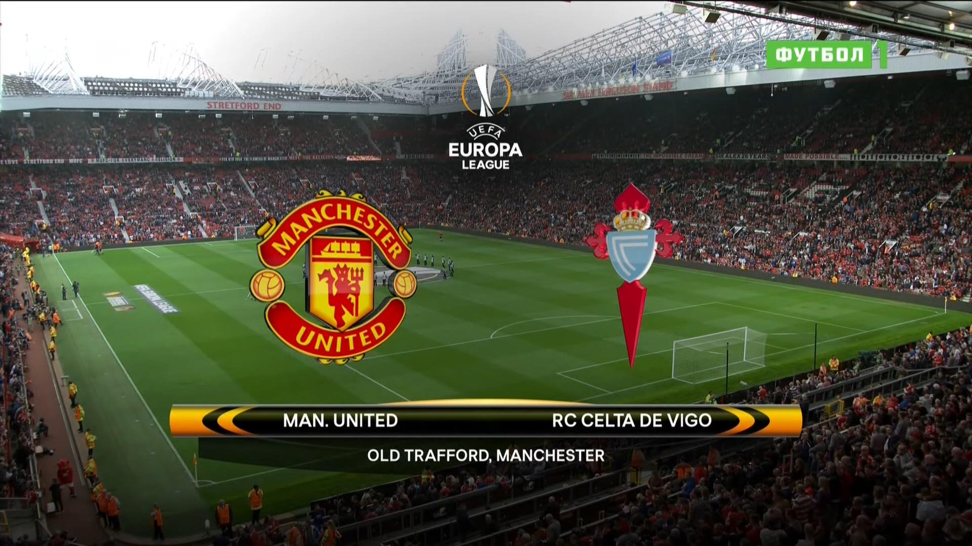 Футбол. Лига Европы 2016/17 (1/2 финала. Ответные матчи) Обзор матчей (2017) HDTV 1080i