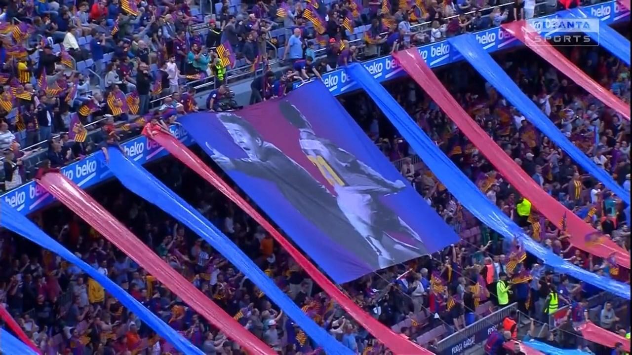 Футбол. Чемпионат Испании 2016-17 (38-й тур) Обзор матчей (2016) HDTVRip 720p