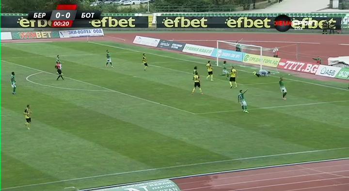 Lokomotiv Plovdiv, beroe match en direct Live du Samedi Statistiques