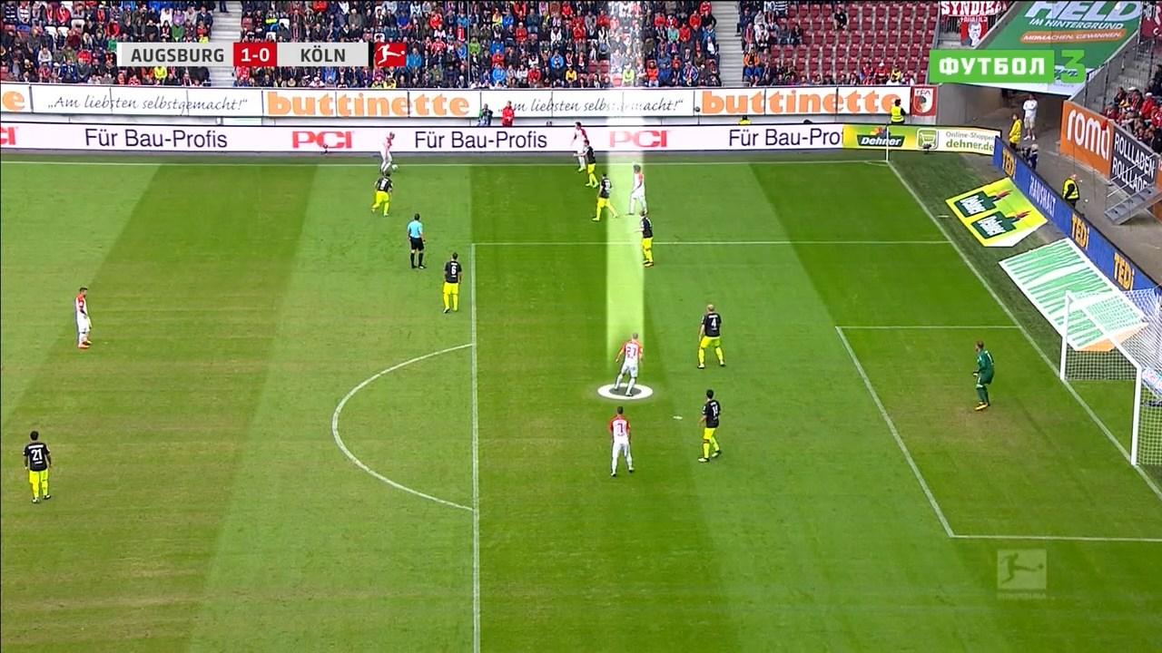 Футбол. Чемпионат Германии 2017-18 (3-й тур) Обзор матчей (2017) HDTVRip 720p