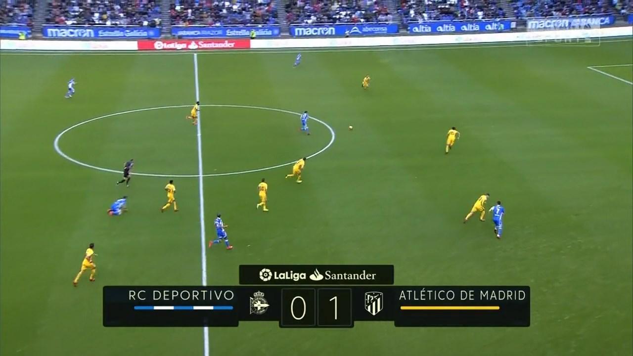 Футбол. Чемпионат Испании 2017-18 (11-й тур) Обзор матчей (2017) HDTVRip 720p