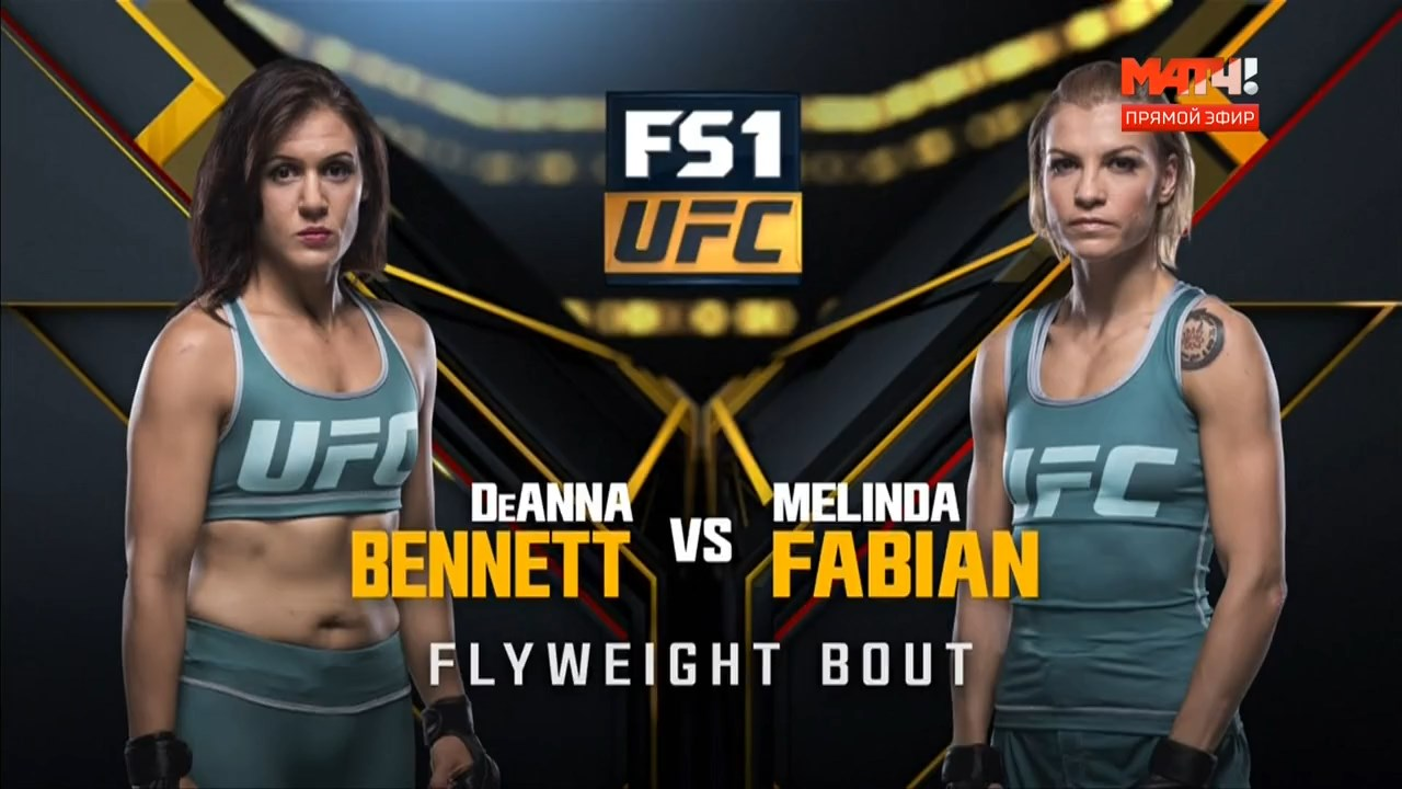 Смешанные единоборства. The Ultimate Fighter 26 Finale (2017) HDTVRip 720p