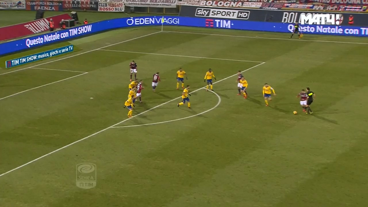 Футбол. Чемпионат Италии 2017-18 (17-й тур) Обзор матчей (2017) HDTVRip 720p