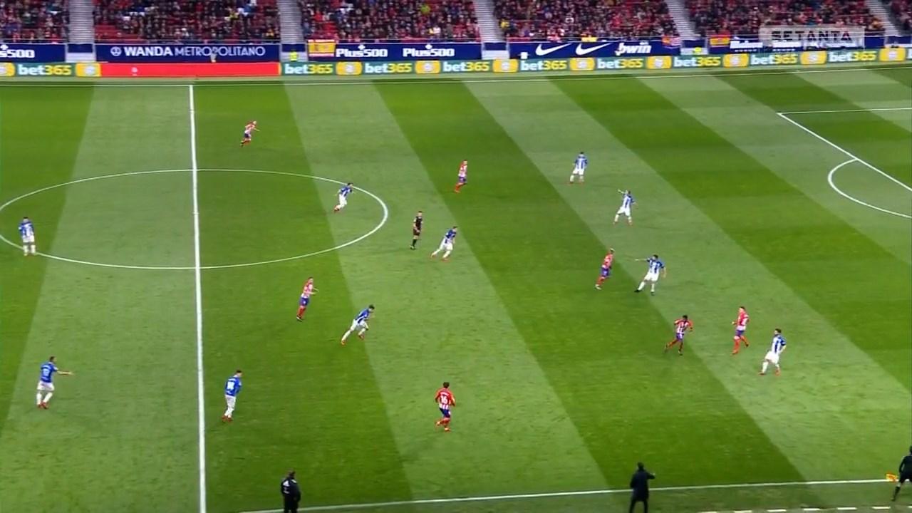 Футбол. Чемпионат Испании 2017-18 (16-й тур) Обзор матчей (2017) HDTVRip 720p