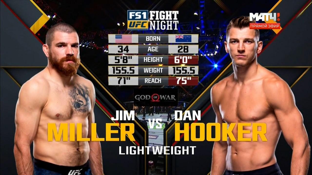 Смешанные единоборства. UFC Fight Night 128: Barboza vs. Lee + Main Card (2018) HDTVRip 720p