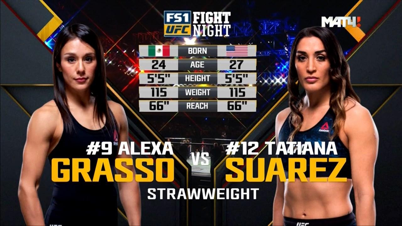 Смешанные единоборства. UFC Fight Night 129: Maia vs. Usman + Main Card (2018) HDTVRip 720p