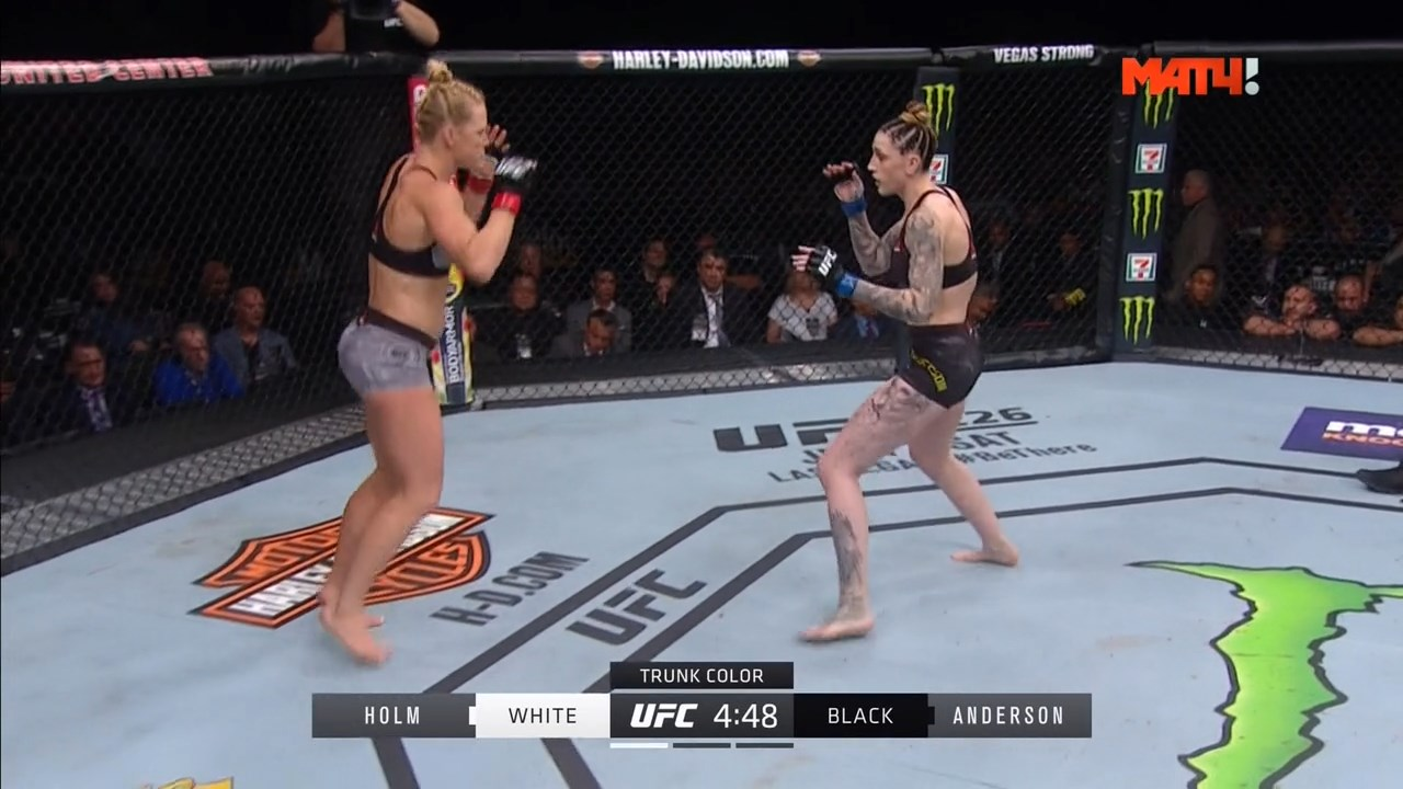 Смешанные единоборства. UFC 225: Whittaker vs. Romero 2 + Main Card (2018) HDTVRip 720p