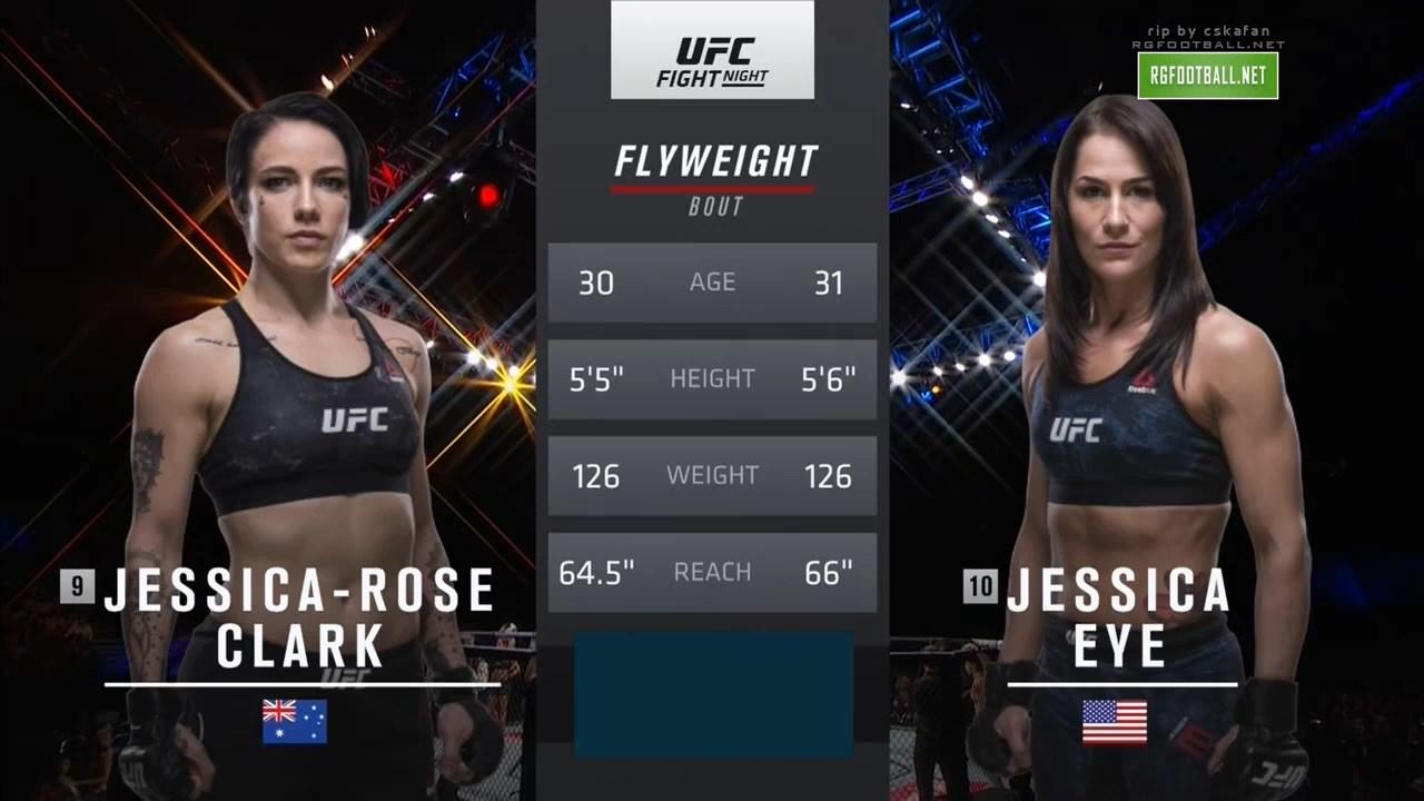 Смешанные единоборства. UFC Fight Night 132: Cowboy vs. Edwards + Main Card (2018) HDTVRip 720p