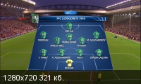 Футбол. Лига Чемпионов 2014-15 , Группа B , 1-й тур , Ливерпуль (Англия) - Лудогорец (Болгария) [HD FEED] [16.09] (2014) HDTVRip 720p | 50 FPS
